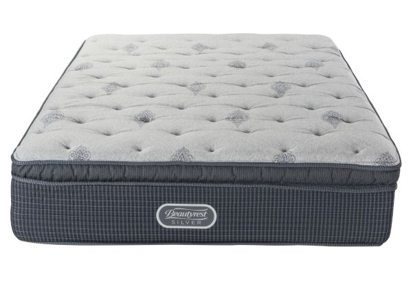 Beautyrest Mattress Reviews Consumer Reports >> Beautyrest Silver High Tide Luxury Firm Summit Pillowtop ...