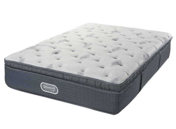 Beautyrest Silver High Tide Luxury Firm Summit Pillowtop mattress