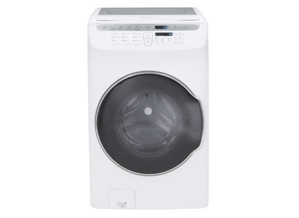 Samsung FlexWash WV55M9600AW washing machine - Consumer Reports