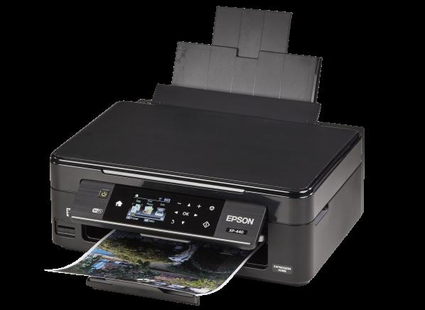 Epson Expression Home XP-440 printer - Consumer Reports