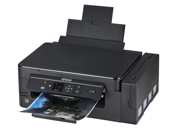 Epson Expression ET-2650 Eco Tank printer - Consumer Reports