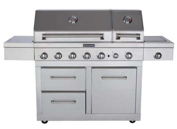 Kitchenaid 720 0856v Costco Grill Summary Information From