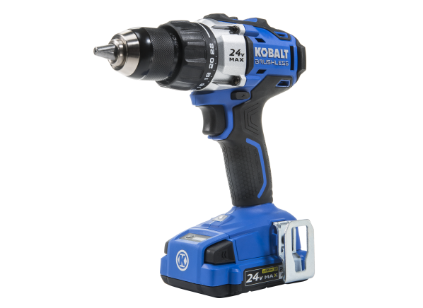 Kobalt (Lowe's) KDD 1424A-03 cordless drill - Consumer Reports