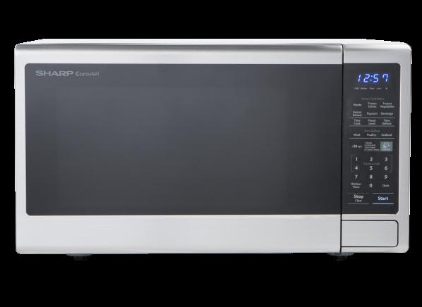 Sharp Smc1843cm Microwave Oven