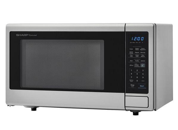 Sharp SMC1842CS microwave oven