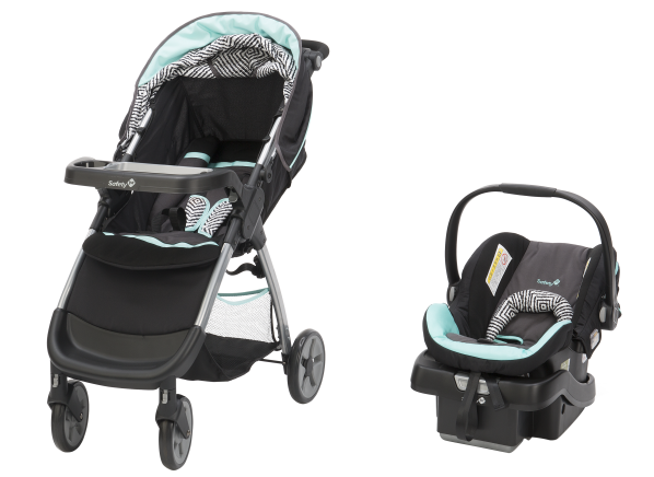 Safety 1st Amble Luxe Travel System stroller