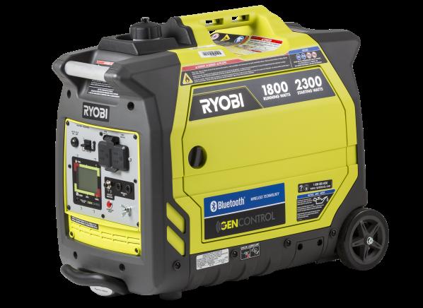b536d015b4d Ryobi RYI2300BT generator - Consumer Reports