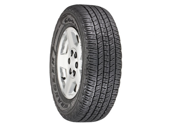 Goodyear Rv Tires Performance Durability And Comfort >> Goodyear Wrangler Fortitude Ht Tire Consumer Reports