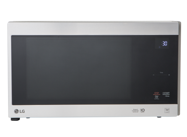 LG LMC1575 microwave oven