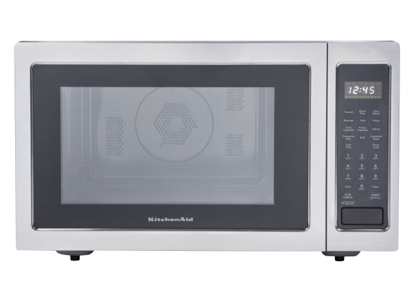 KitchenAid KCMC1575BSS microwave oven
