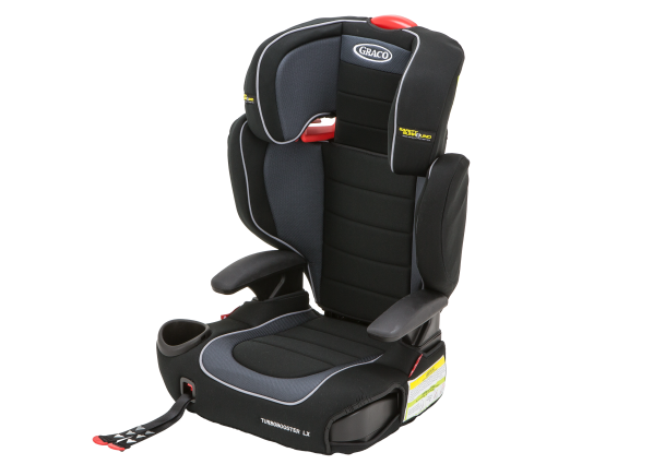 Graco Turbobooster LX with Safety Surround car seat