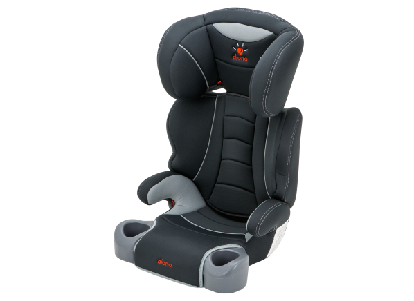 Diono Hip High Back Booster car seat