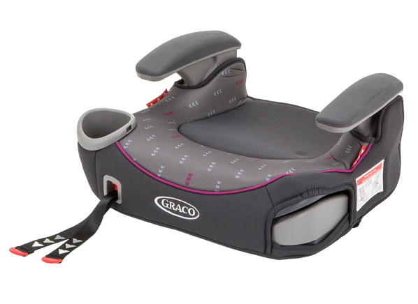 Graco Turbobooster LX Backless car seat