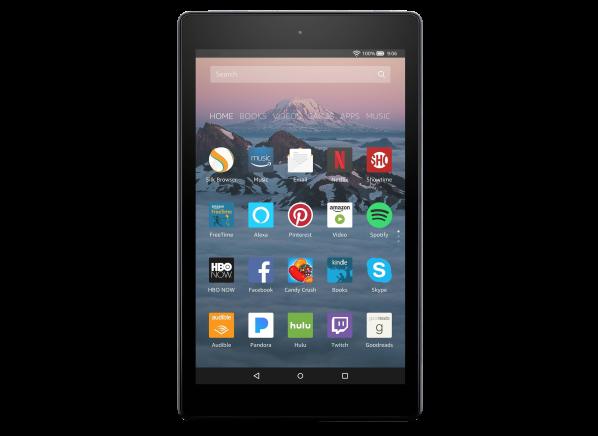 Amazon Fire 7 2017 (8GB) tablet