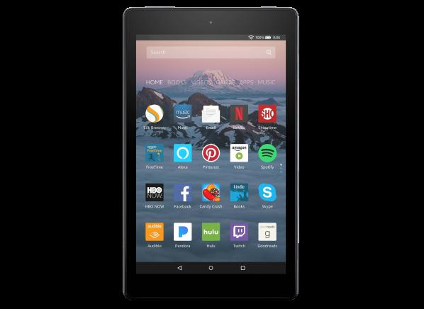 Amazon Fire HD 8 2017 (16GB) tablet
