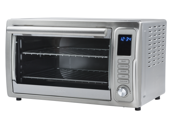 Krups DeLuxe Convection OK710D51 toaster oven - Consumer Reports