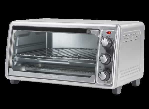 Hamilton Beach 6-slice 31411 toaster oven