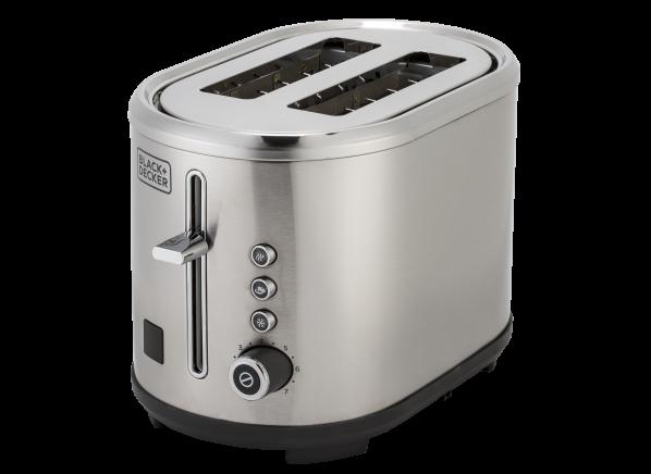 Black+Decker 2-slice Digital Display TR2350 toaster
