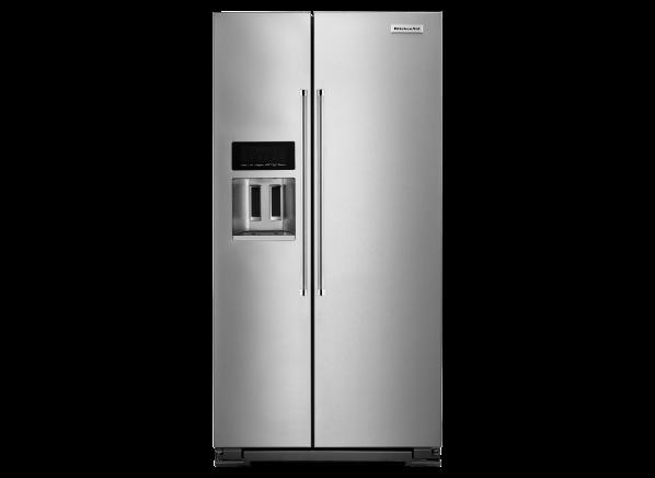 KitchenAid KRSC503ESS refrigerator