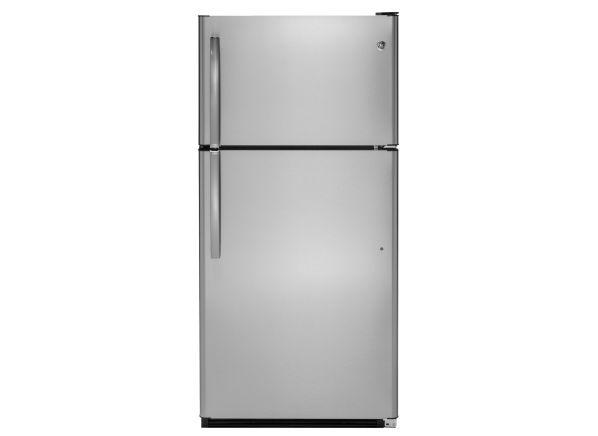 GE GTS21FSKSS refrigerator