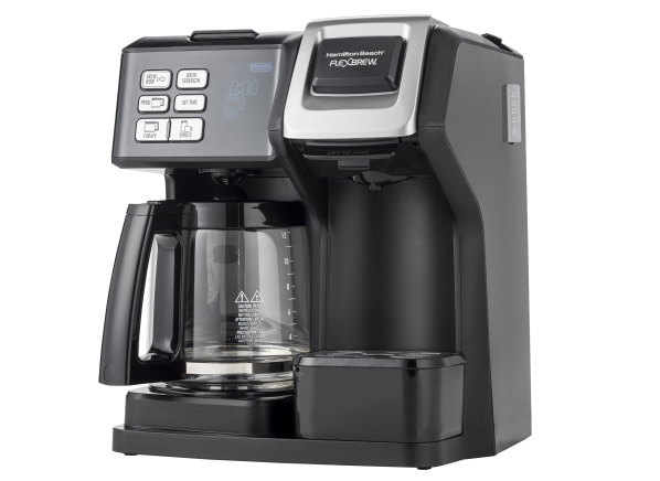 Hamilton Beach Flexbrew 2 Way Brewer 49976 Coffee Maker Consumer