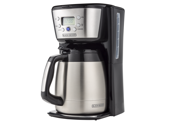 Black+Decker CM2036S 12-cup Thermal coffee maker