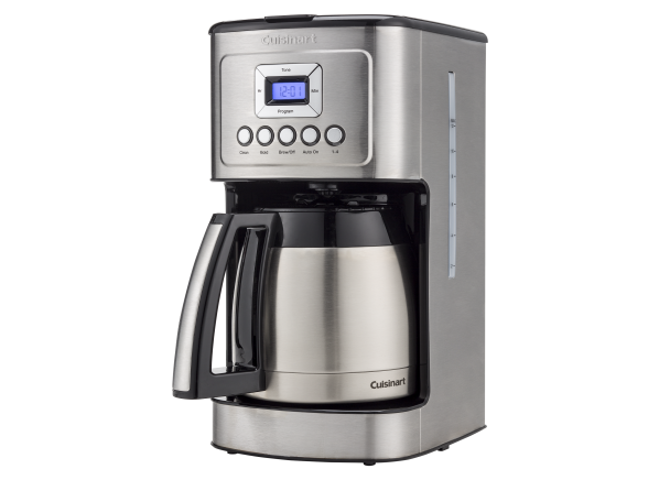 Cuisinart Dcc3400 12 Cup Programmable Thermal Coffee Maker