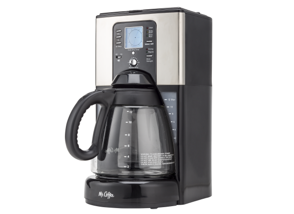 Mr Coffee 12 Cup Programmable Ftx41 Coffee Maker Summary