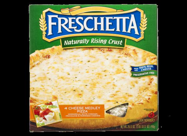 Freschetta Naturally Rising Crust Four Cheese Pizza