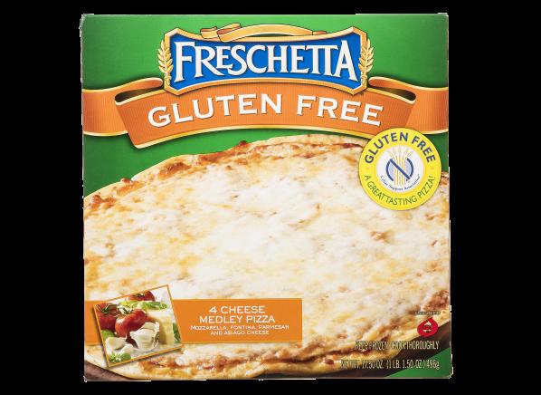 Freschetta Gluten Free Four Cheese Pizza