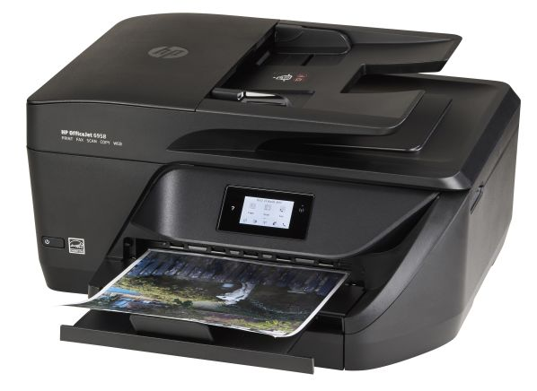 HP OfficeJet 6958 printer - Consumer Reports