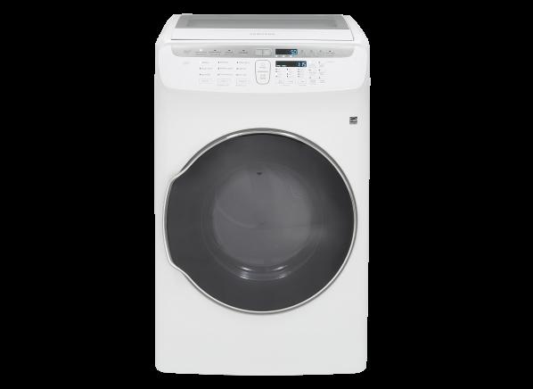 Samsung FlexDry DVE55M9600W clothes dryer