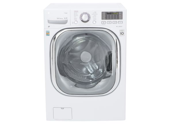LG WM3997HWA washing machine - Consumer Reports