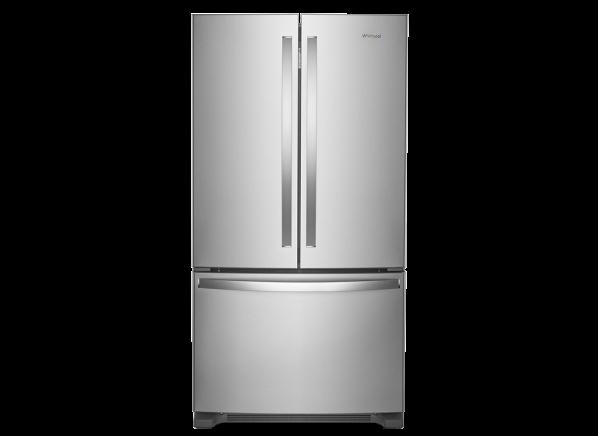 Whirlpool WRF535SMHZ refrigerator