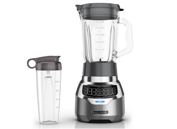 Black+Decker Digital PowerCrush BL1300DG-P Personal blender
