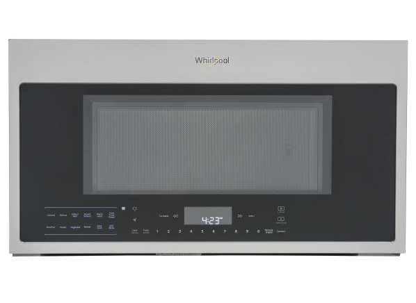 Whirlpool Wmh78019hz Microwave Oven