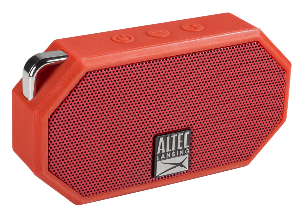 Altec Lansing Mini H2O wireless & bluetooth speaker