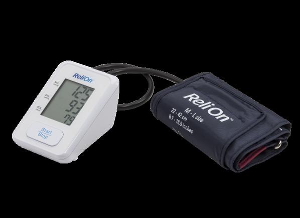 ReliOn (Wal-Mart) BP100 blood pressure monitor