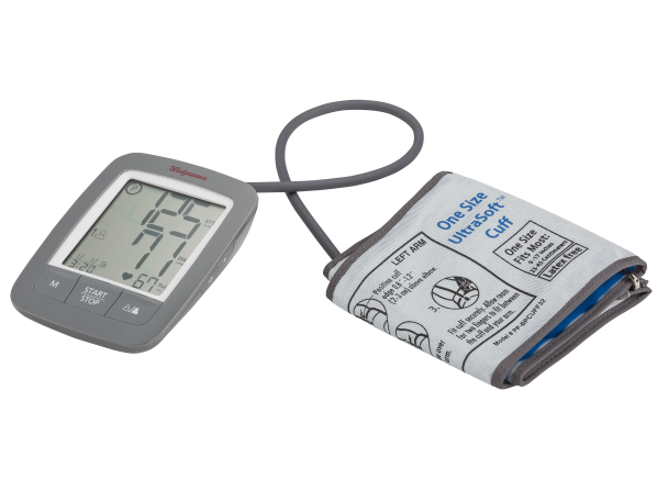 Well at Walgreens Deluxe WGNBPA-950 blood pressure monitor