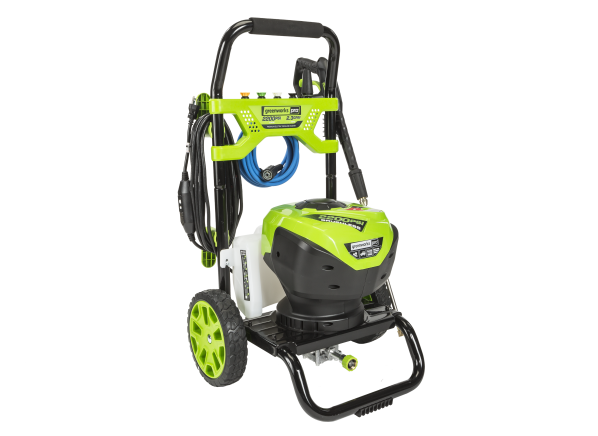 GreenWorks GPW2200 pressure washer - Consumer Reports