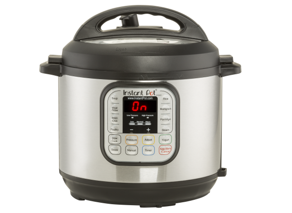 Instant Pot DUO60 7-in-1 6 Quart multi-cooker