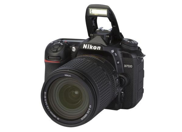 Nikon D7500 w/ 18-140mm VR camera