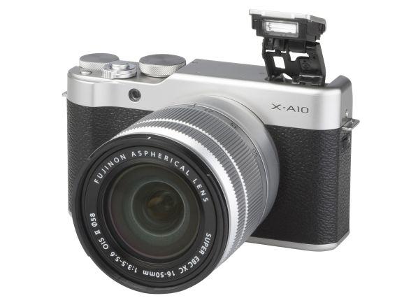 Fujifilm X-A10 w/ XC 16-50mm OIS II camera