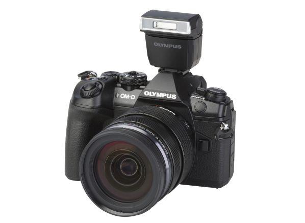 Olympus OM-D E-M1 II w/ 12-40mm 1:2.8 PRO camera