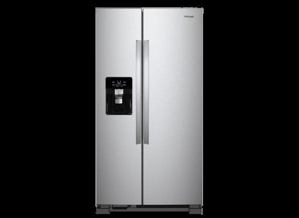 Whirlpool WRS321SDHZ refrigerator