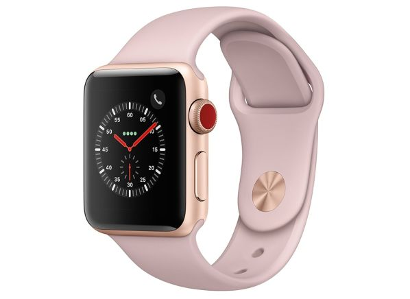 Apple Watch Series 3 (38mm) Aluminum case GPS + Cellular smartwatch