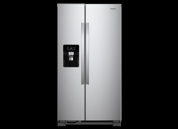 Whirlpool Bad Vergelijk : Whirlpool wrs sdhz refrigerator consumer reports