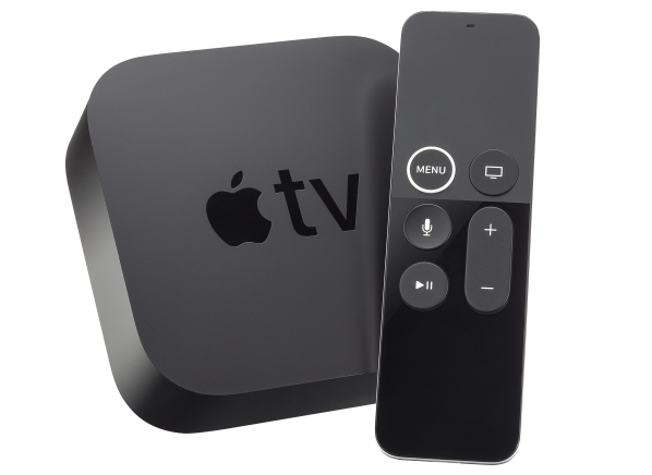 Apple Tv 4k 32gb Svart Apple
