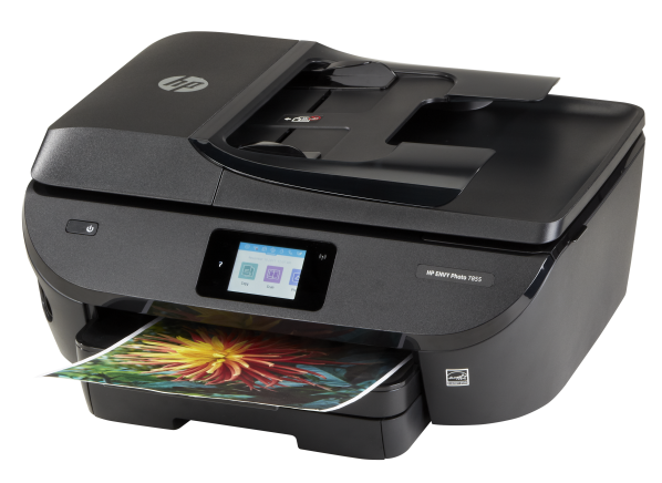 Hp Envy Photo 7855 Aio Printer Summary Information From Consumer Reports