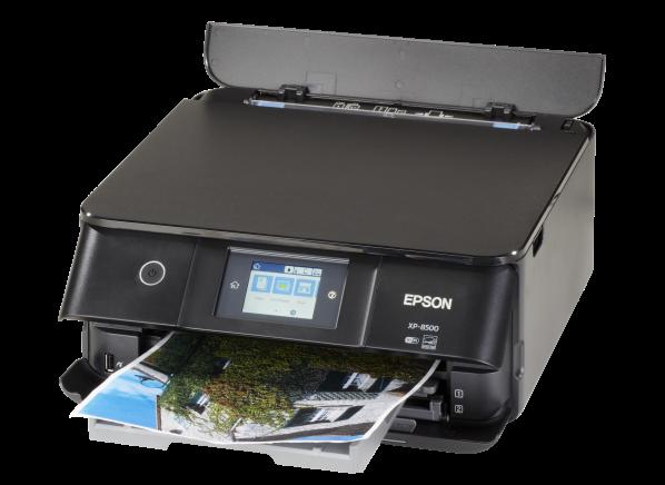 Epson Expression Photo XP-8500 printer - Consumer Reports